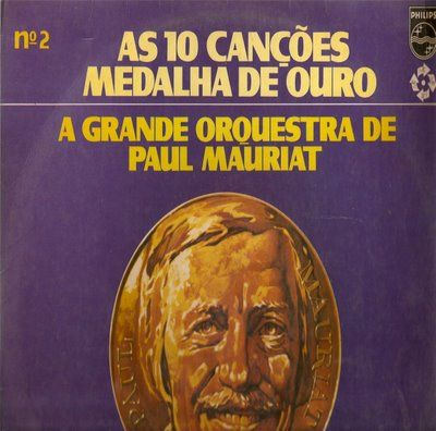 1974 As 10 Cancoes medalha de ouro 2