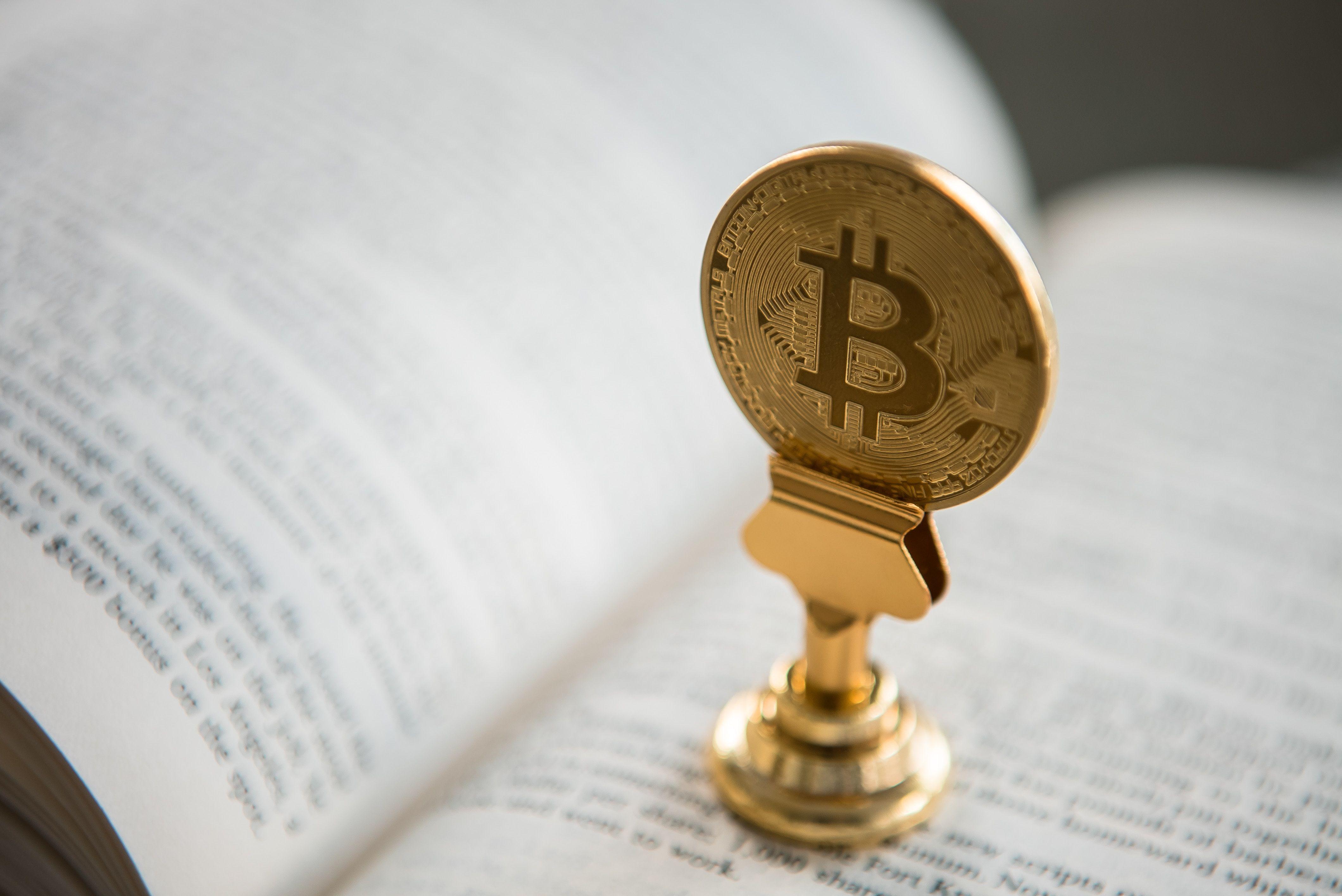 bitcoin simbol bursier)