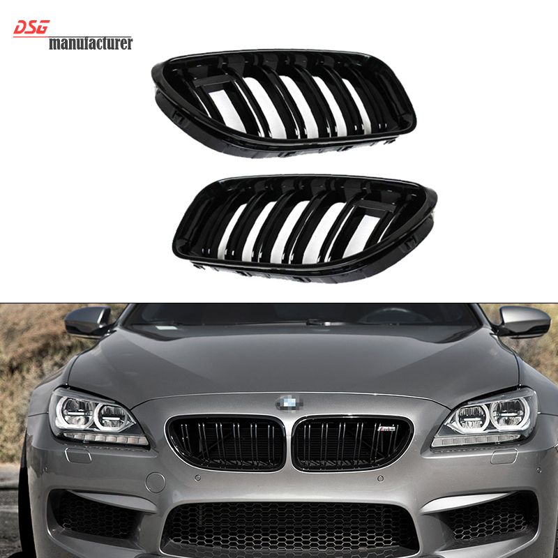 F06 Grill F12 Kidney Front Grille F13 Replacement Abs M6 Bumper