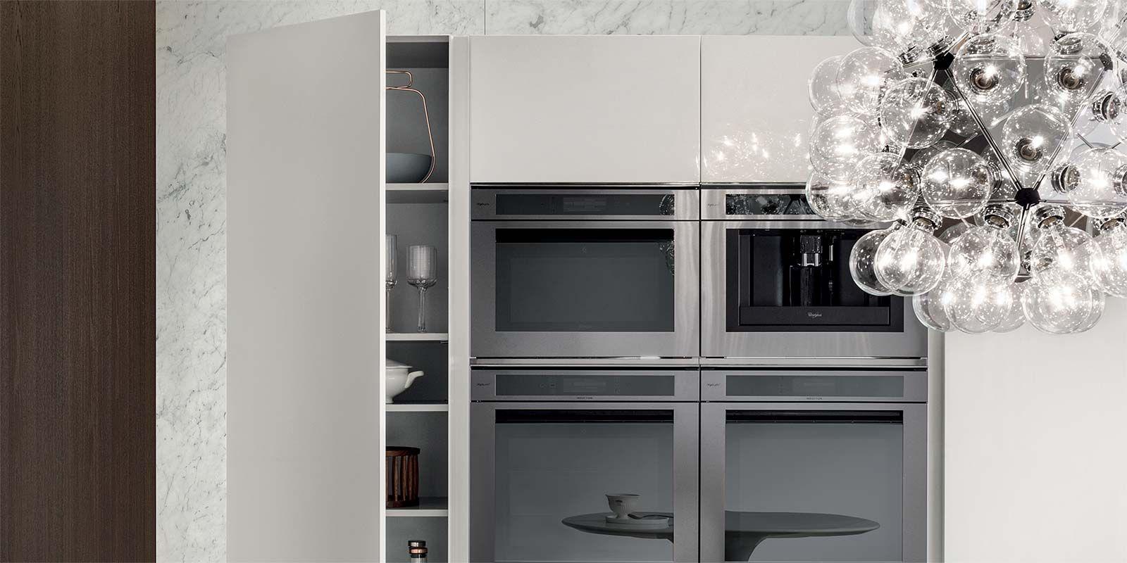 Cucine One - Cucine Moderne di Design - Ernestomeda | Arredo vintage ...