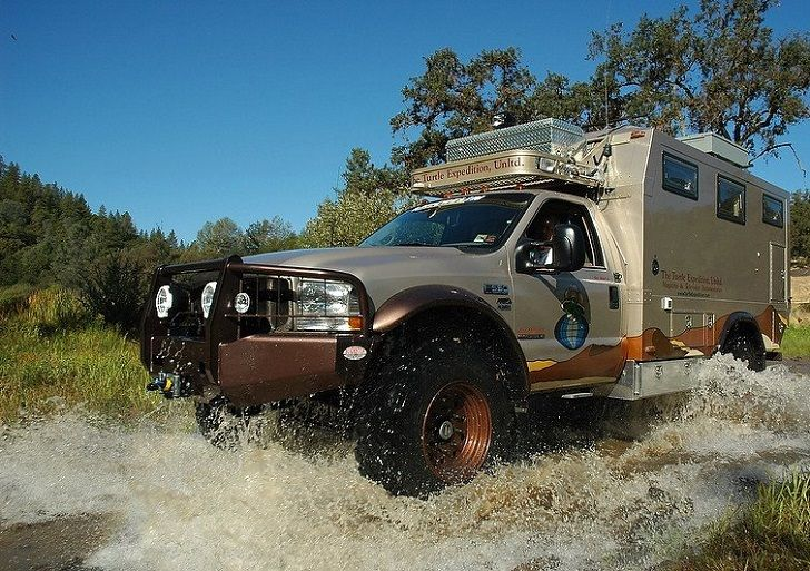 15 Of The World's Toughest Off-Road RVs And Expedition Vehicles