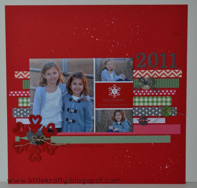 Christmas Card Layout Cards And scrapbook Pinterest - christmas card layout
