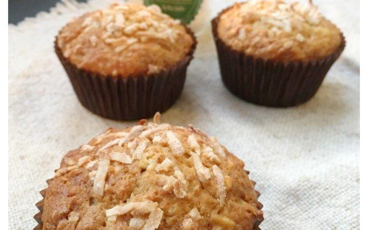 REALLY GOOD Banana Toffee Muffins Recipe- Recipe Nomad