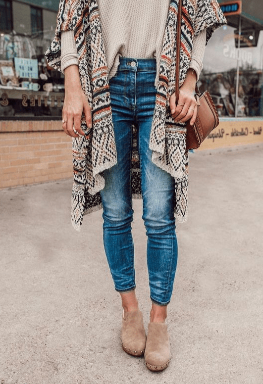 20 Trendy Fashion Boho Winter Indie Outfit