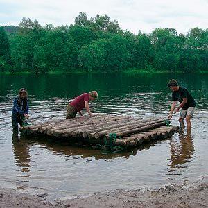 how to make a log