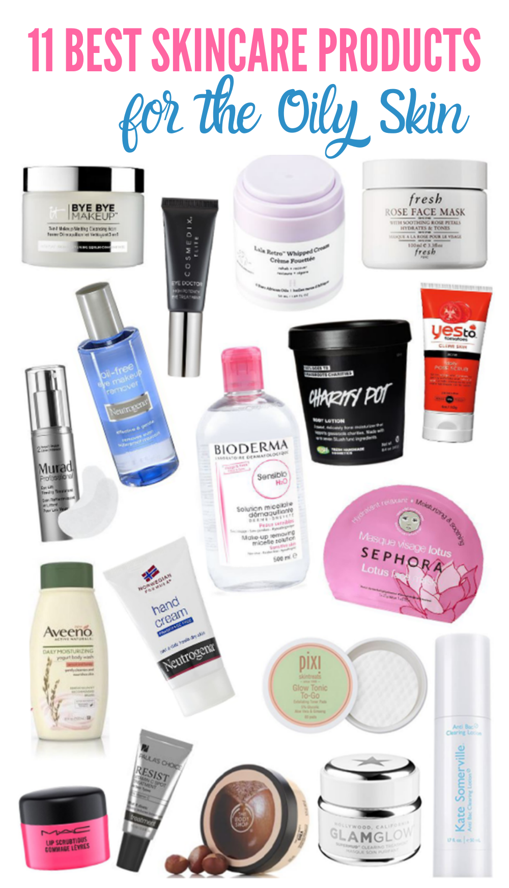 11 Of The Best Skincare Products For Your Oily Skin Take A Look Oily Skin Care Acne Prone Skin Acne Skin