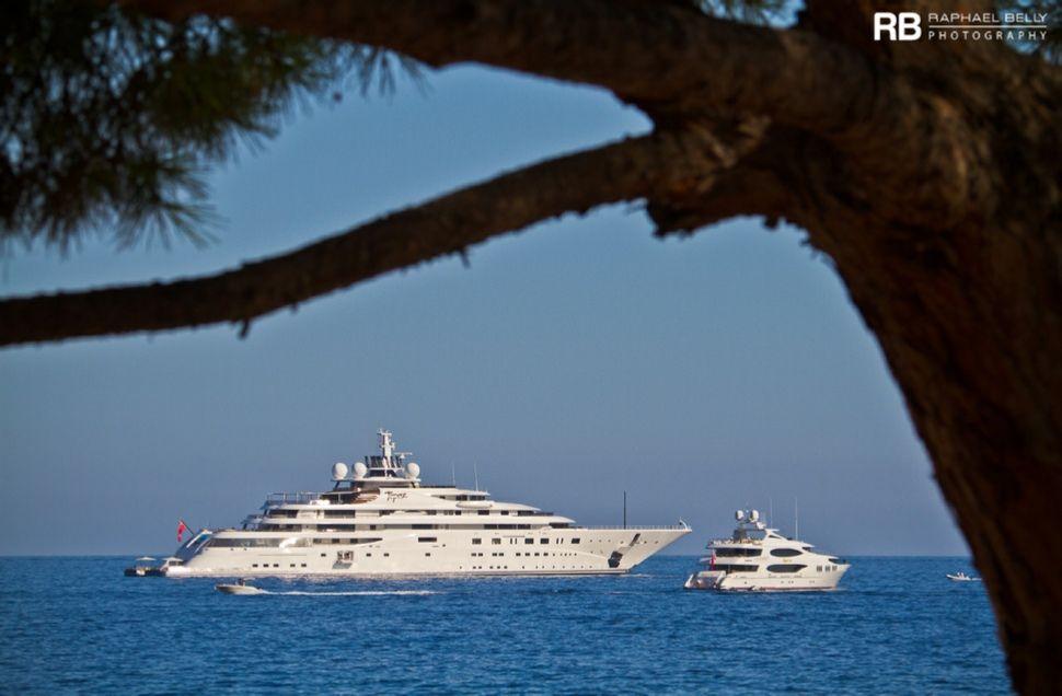 Sheikh Mansour Yacht Amazing Yachts Lurssen Yachts United Arab