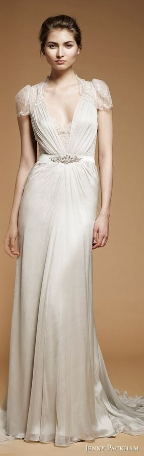 Jenny Packham 2012 Wedding Dress