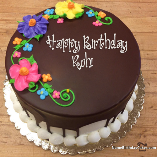 Happy Birthday Ruhi Video And Images In 2019 Ideas Pinterest