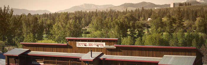 Hotel Rio Vista In The Beautiful Methow Valley Winthrop Wa Half