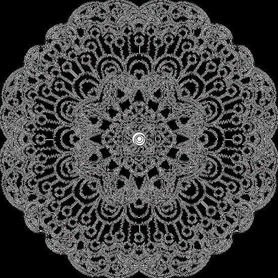 ԑ̮̑♢̮̑ɜ~Mandala para Colorear~ԑ̮̑♢̮̑ | MANDALAS | Pinterest ...