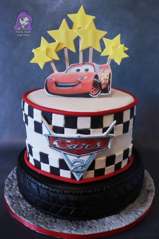 Photo Gallery Sweet cakes, Lightning mcqueen birthday cake