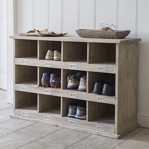 Chedworth Shoe Locker 12 Cubbies Shoe Cupboards Shoe