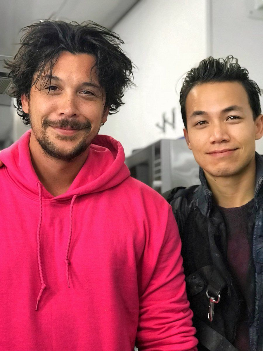Bob morley and shannon kook s the in pinterest bob