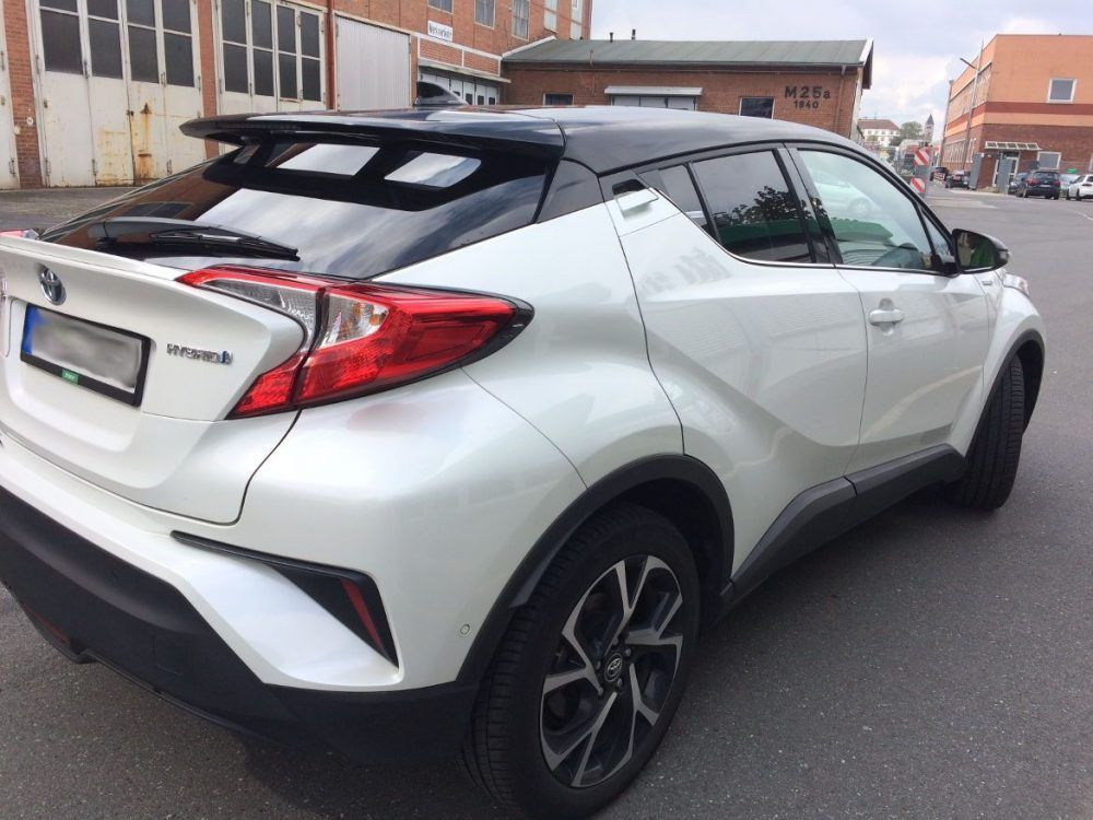 Photo of Toyota C-HR 1.8 Hybrid Auto Travel Review – Iva Says