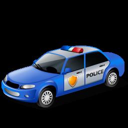 Blue Police Car Clipart Clipart Police Cars Police Car