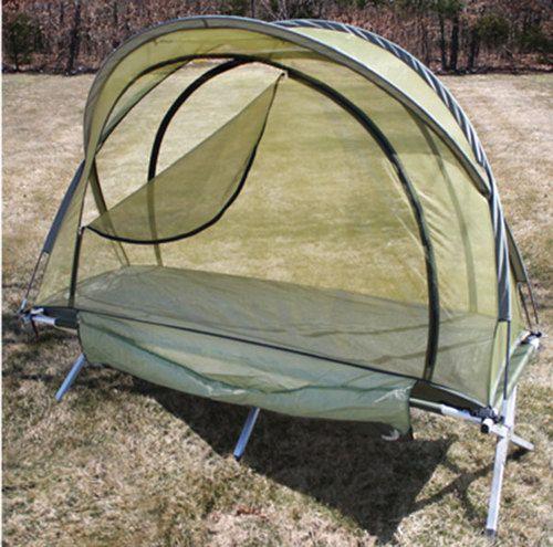 Camping Outdoor Free Standing Mosquito Net Hammock Tent