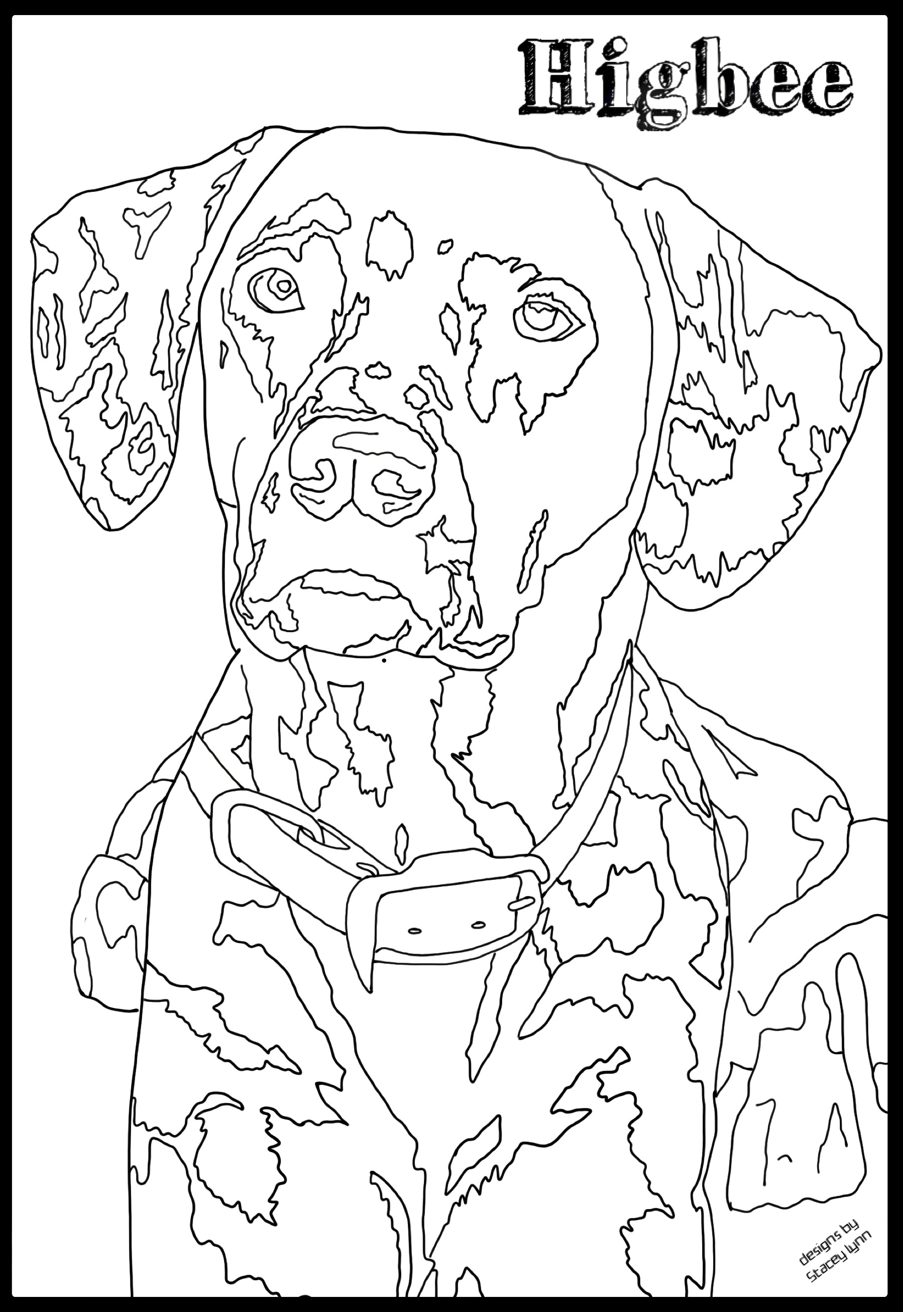 A New Coloring Page Of Mr Charles Higbee One Of Our Past