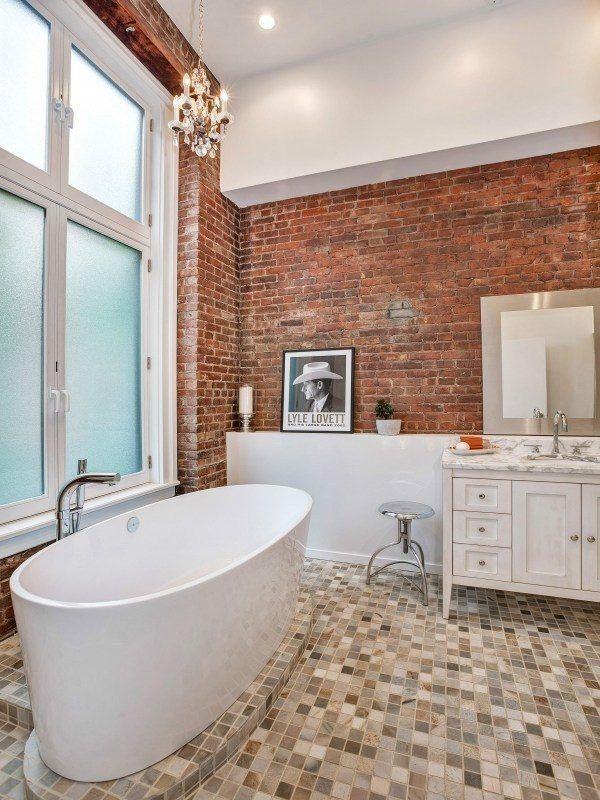 Two 2 Million Dollar Soho Co Op Bathroom Has Patterned