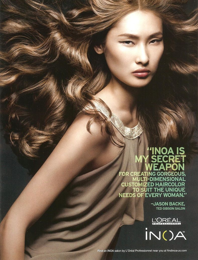 Pin By Essentiels Spa Et Beaute On Hair Campaigns Loreal Hair Color Beauty Hair Beauty