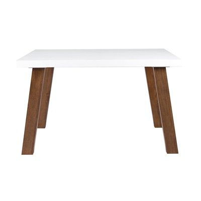 Urbn William Dining Table 47 Inch Parsons Table Home Decor