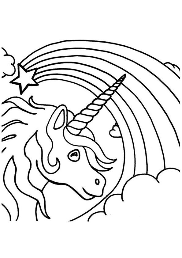 Print Coloring Image Momjunction A Community For Moms Unicorn Coloring Pages Kids Printable Coloring Pages Free Printable Coloring Sheets