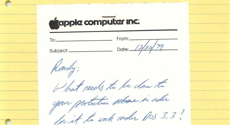 Treasure Trove of Internal Apple Memos Discovered in Thrift Store