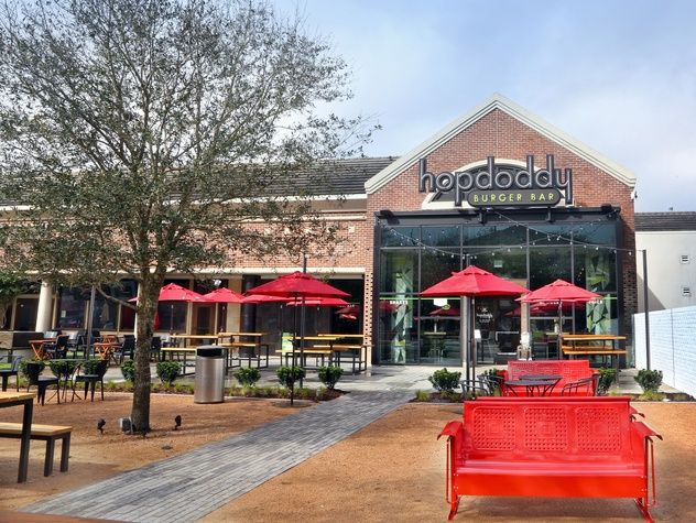 Houston New Patios April 2017 Hopdoddy Rice Village
