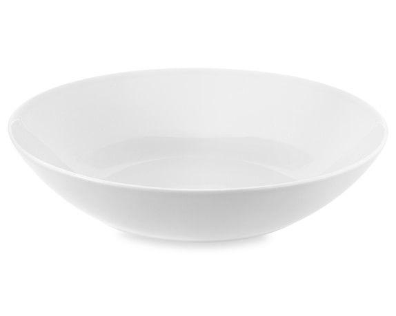 Pillivuyt Shallow Coupe Porcelain Serving Bowl | Williams-Sonoma