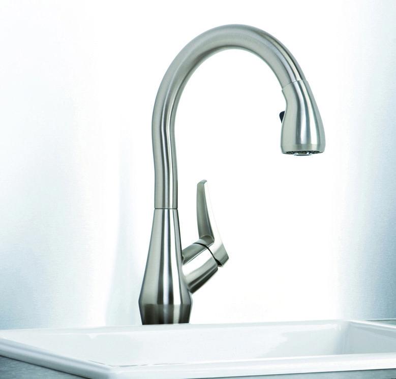 Kalia Neris Diver™ Kitchen Faucet - Bathworks.ca | Kitchen ...