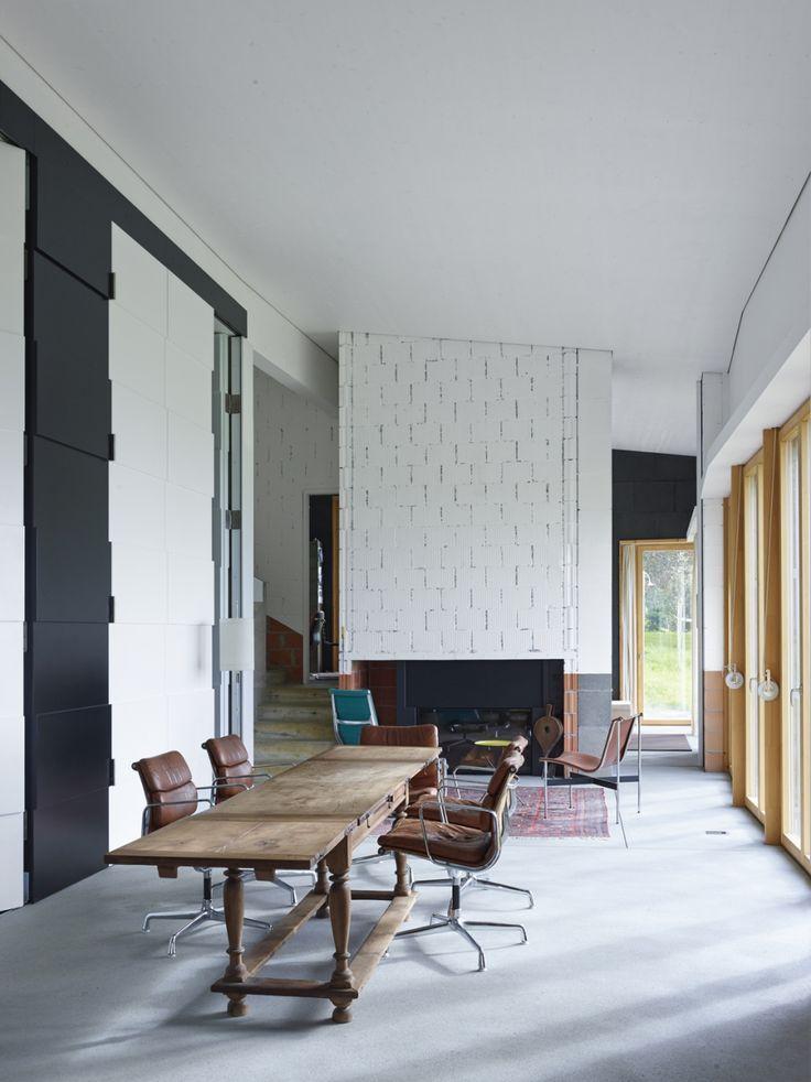 Peter Markli Brick Interior Residential Interior Interior