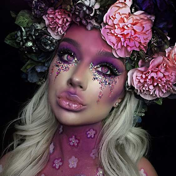 are you in the market for some new halloween makeup ideas we have put together a list of 27 awesome and creepy makeup looks that will certainly turn heads