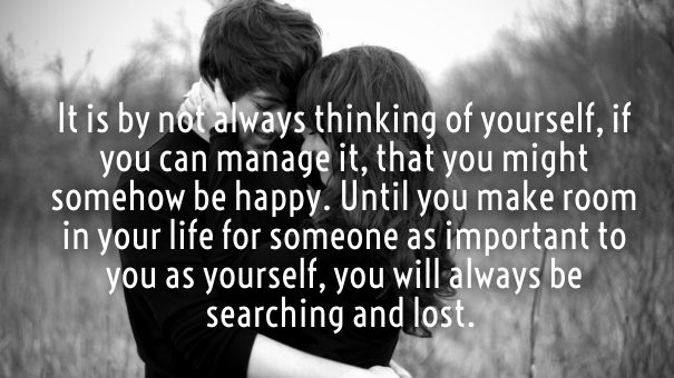 15 Love quotes to make him think of you more - VidVui