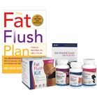 Classic Fat Flush Starter Bundle: Hardcover book, 30-day supply of supplements