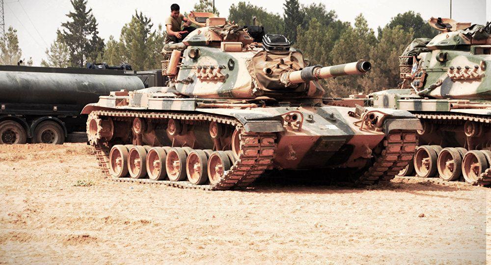 TSK'nın dün sabaha karşı Suriye'de başlattığı Fırat Kalkanı harekatı ikinci…