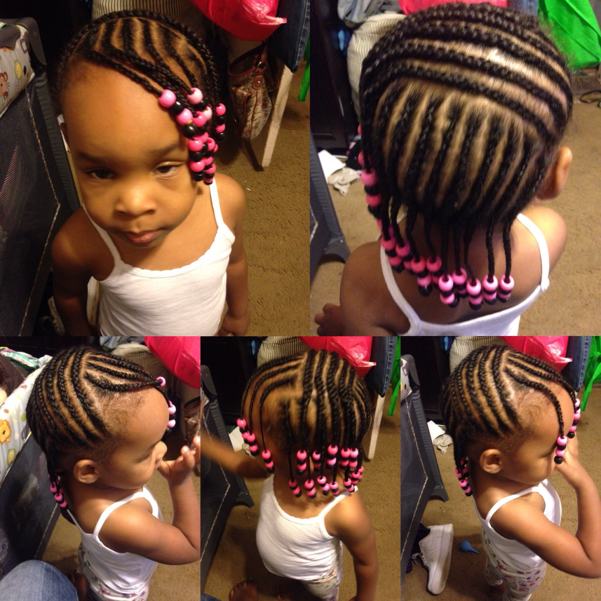 Kid Style Done By Me Toddler Braid Styles Toddler Braids Kids Hairstyles