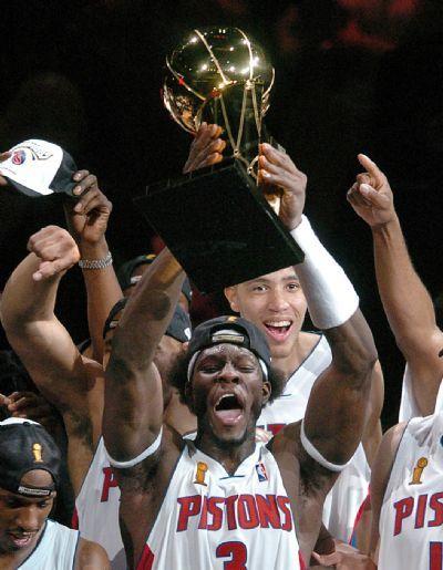Pistons Detroit Sports Detroit News Detroit Sports Detroit News 2004 Nba Finals