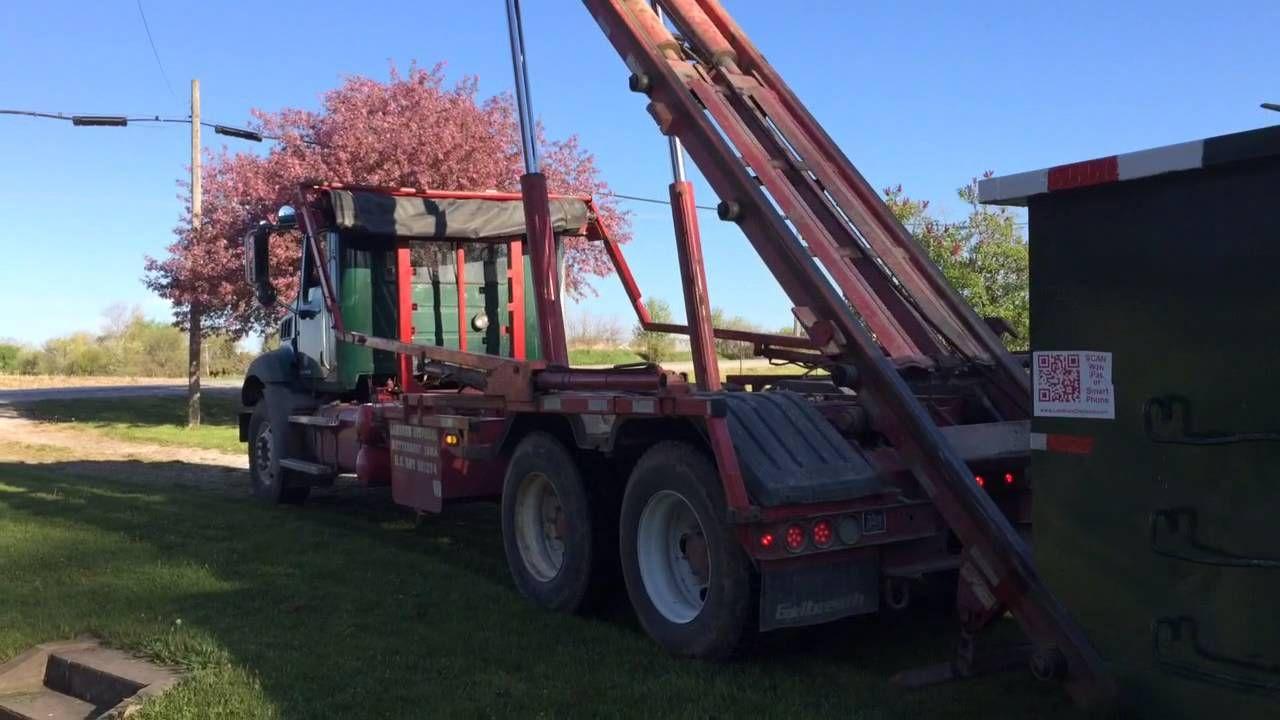 (563) 3322555 Dumpster Davenport, IowaHow to rent roll