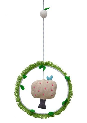 Blabla Apple Tree Mobiles - Unique Baby Mobiles