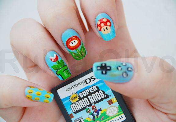 Game nail art images nail art and nail design exelent nails art games image nail polish ideas solutioingenieria Gallery