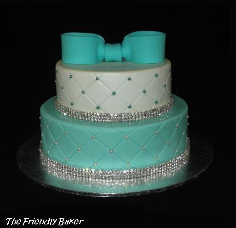 Blue Girl Birthday Cakes In 2020 13 Birthday Cake 13th Birthday