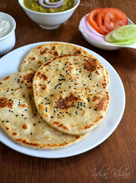 Kulcha paratha recipe plain flourmaida 2 cups for dusting kulcha recipe without yeast or kulcha naan kulcha paratha is called is flat indian bread served as breakfast with chole kulcha in stove top forumfinder Choice Image