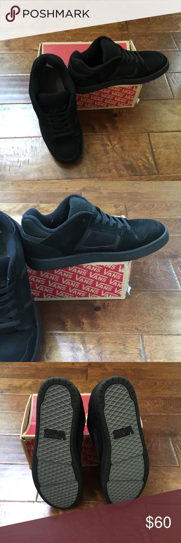 ac04ae337d Vans Men s Docket Skate Shoe Brand New!! Never worn