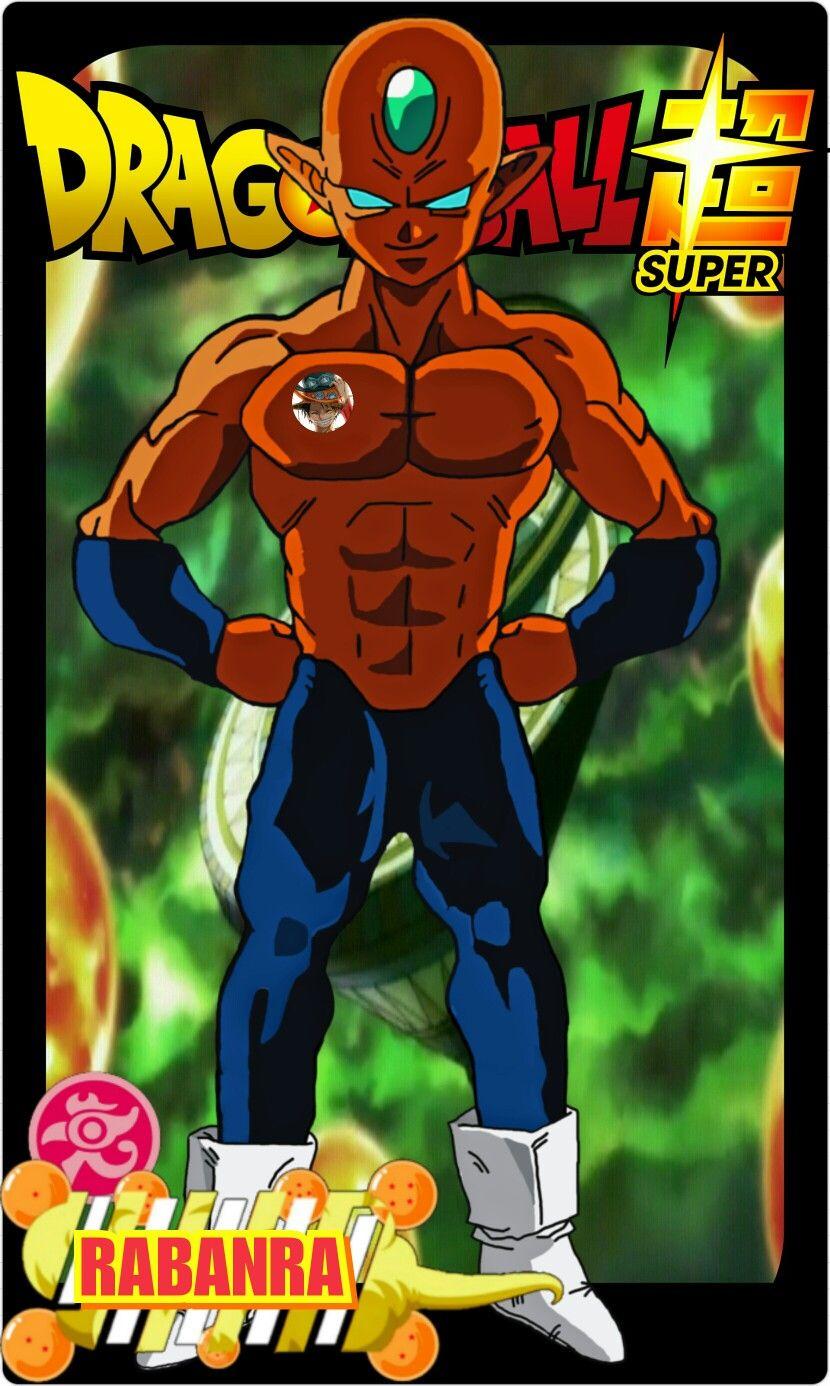 Rabanra Universe 2 Dragon Ball Super Universe 2 Fighters