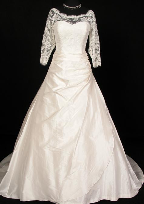 Modern royal wedding dresses