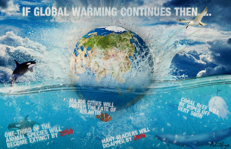 negative effects global warming The facts about global warming are often debated, but unfortunately, even if we disagree about the causes, global warming effects are real, global, and measurable.