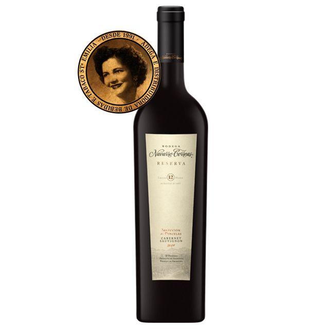 Vinho Navarro Correas Cabernet Sauvignon Reserva