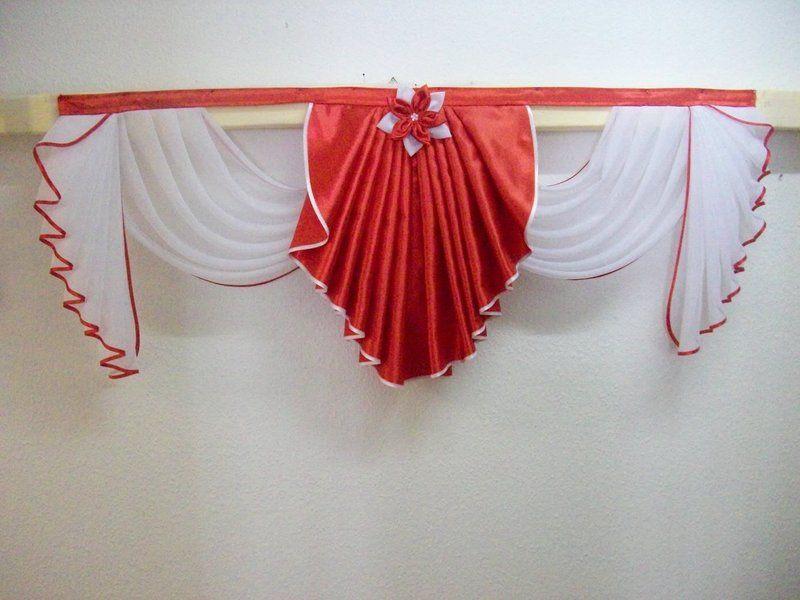 deko gardinen bogengardine vorh nge bergardinen von. Black Bedroom Furniture Sets. Home Design Ideas