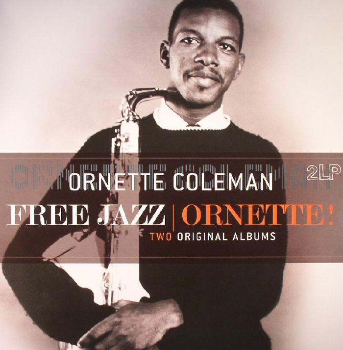 Ornette Coleman The Shape Of Jazz To Come 1959 Ornette Coleman Jazz Cool Jazz