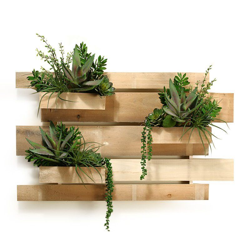 d w silks slatted wooden wall planters 164041 diy on easy diy woodworking projects to decor your home kinds of wooden planters id=26487